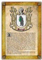 Apellido Garrigó / Origen, Historia y Heráldica de los linajes y apellidos españoles e hispanoamericanos