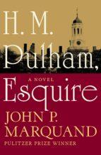H. M. Pulham, Esquire (ebook)