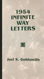 1954 Infinite Way Letters (ebook)