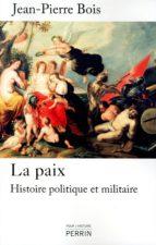 La Paix (ebook)