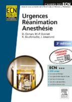 Urgences-Réanimation-Anesthésie (ebook)
