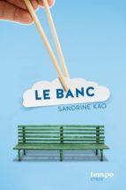 Le banc (ebook)