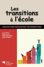 Les transitions à l'école (ebook)