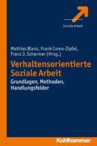 Verhaltensorientierte Soziale Arbeit (ebook)