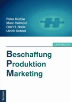 Beschaffung, Produktion, Marketing (ebook)