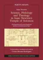 Science, Philology and Theology in Isaac Newton's Temple of Solomon (ebook)