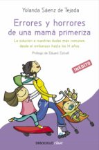 Errores y horrores de una mamá primeriza (ebook)
