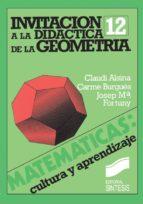 Invitación a la didáctica de la geometría (ebook)