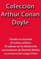 Colección Arthur Conan Doyle (ebook)