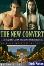 The New Convert - A Sexy Shapeshifter Gay M/M Billionaire Novelette from Steam Books (ebook)