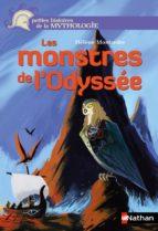 Les monstres de l'Odyssée (ebook)