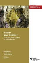 Innover pour mobiliser (ebook)