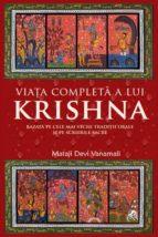 Viața completă a lui Krishna (ebook)
