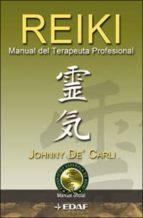REIKI MANUAL DEL TERAPEUTA PROFESIONAL (ebook)