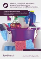 Limpieza, tratamiento y mantenimiento de suelos, paredes y techos en edificios y locales. SSCM0108 (ebook)