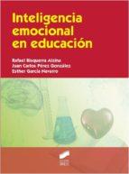 Inteligencia emocional en educación (ebook)