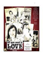 ALL YOU NEED IS LOVE....Combatterò per Te e per il nostro amore (ebook)