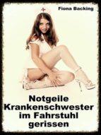 Notgeile Krankenschwester im Fahrstuhl genommen (ebook)
