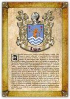 Apellido Legaza / Origen, Historia y Heráldica de los linajes y apellidos españoles e hispanoamericanos