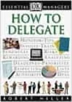 How To Delegate (ebook)