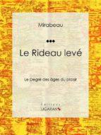 Le Rideau levé (ebook)