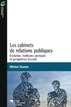 Les cabinets de relations publiques (ebook)