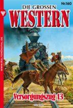 Die großen Western 160 (ebook)