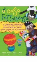 Casa fattoincasa - il giro del mondo in ottanta calze (ebook)