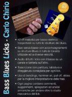 Bass Blues Licks (ebook)