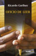 Oficio de leer (ebook)