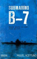 SUBMARINO B-7 (ebook)