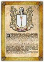 Apellido Terradellas / Origen, Historia y Heráldica de los linajes y apellidos españoles e hispanoamericanos