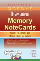 Mosby's Assessment Memory NoteCards (ebook)