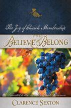 Believe and Belong (ebook)