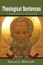 Theological Sentences (ebook)