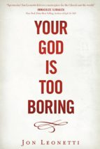 Your God is Too Boring (ebook)
