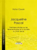 Jacqueline Pascal (ebook)