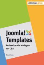 Joomla!-Templates. Professionelle Vorlagen mit CSS (ebook)