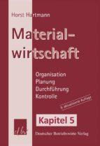 Materialwirtschaft - Kapitel 5 (ebook)