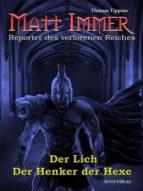 Matt Immer - Reporter des verlorenen Reiches (ebook)