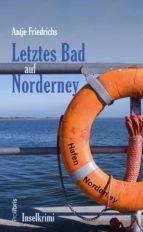 Letztes Bad auf Norderney (ebook)