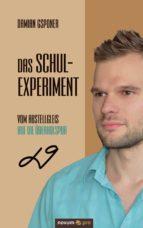 Das Schulexperiment (ebook)