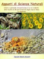 Appunti di Scienze Naturali - Vademecum del Naturalista (ebook)