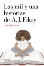 Las mil y una historias de A.J. Fikry (ebook)