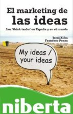 El marketing de las ideas (ebook)