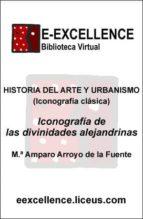Iconografía de las divinidades alejandrinas (ebook)