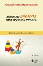 Atividades lúdicas para educação infantil (ebook)