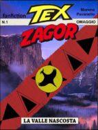Tex-Zagor: La valle nascosta (ebook)