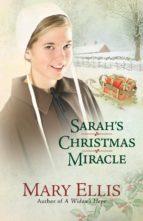 Sarah's Christmas Miracle (ebook)