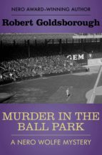 Murder in the Ball Park (ebook)